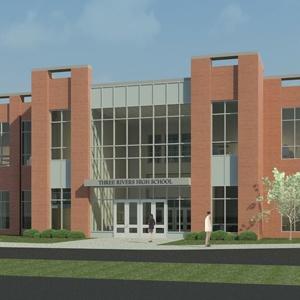 Three Rivers Community College High School