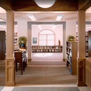 Chaplin Library and Senior Center
