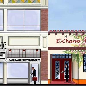 Grand Avenue Storefront Designs