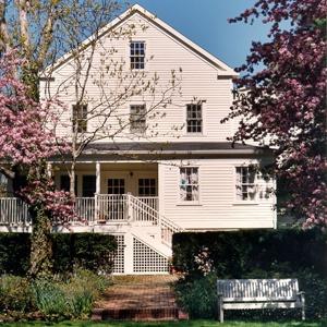 Elizabethan Club Library and Garden