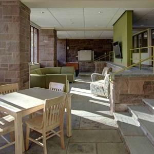 Wesleyan University Butterfield Residence Halls