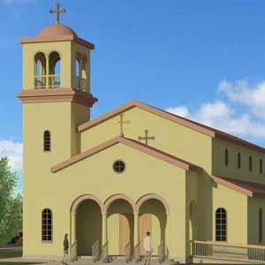 St. Basil Greek Orthodox Church