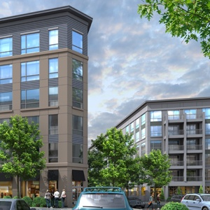Congress Avenue/Lafayette Street Apartments