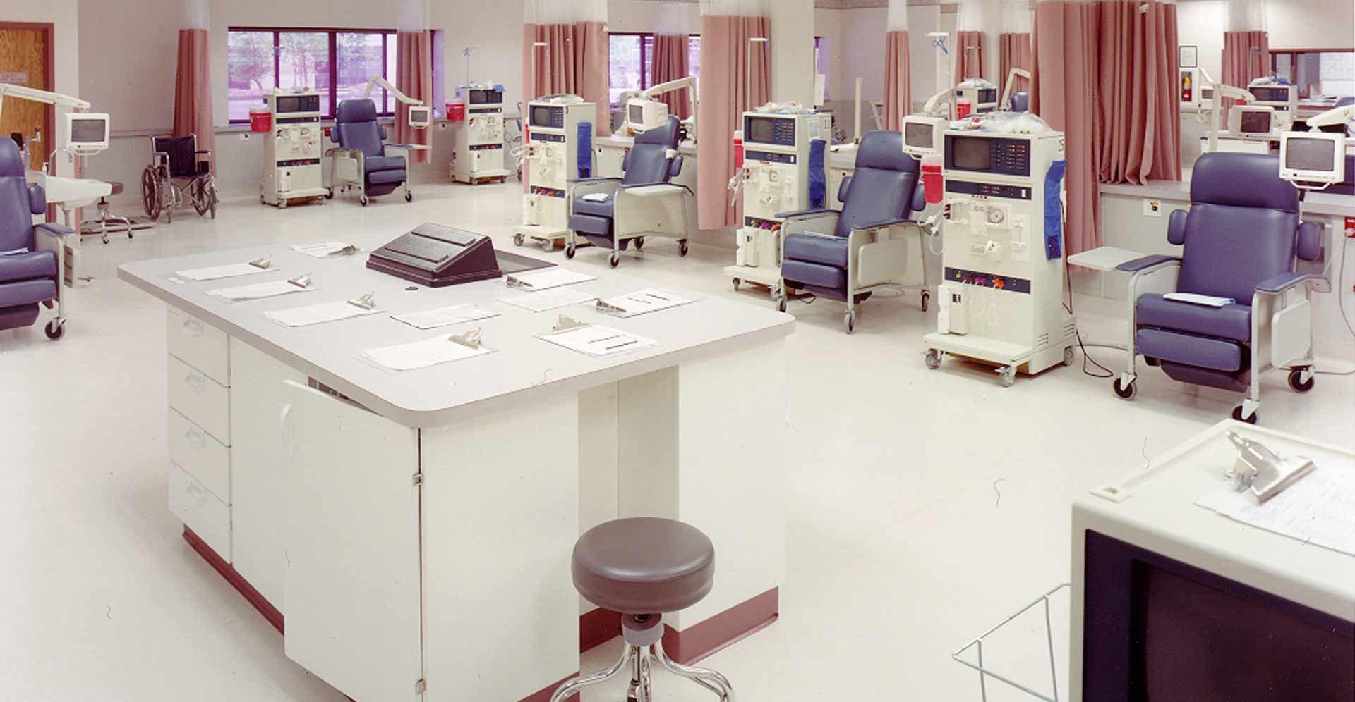 Gambro Healthcare Dialysis Unit