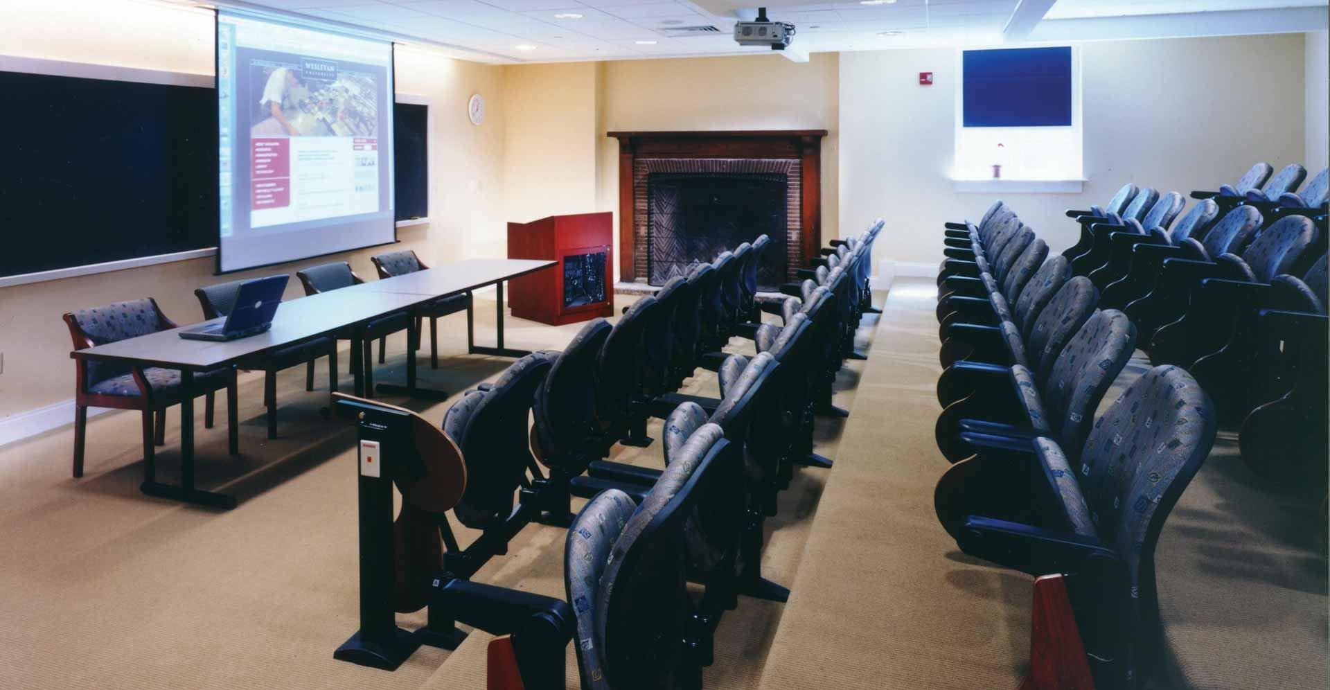 Wesleyan University - Downey House