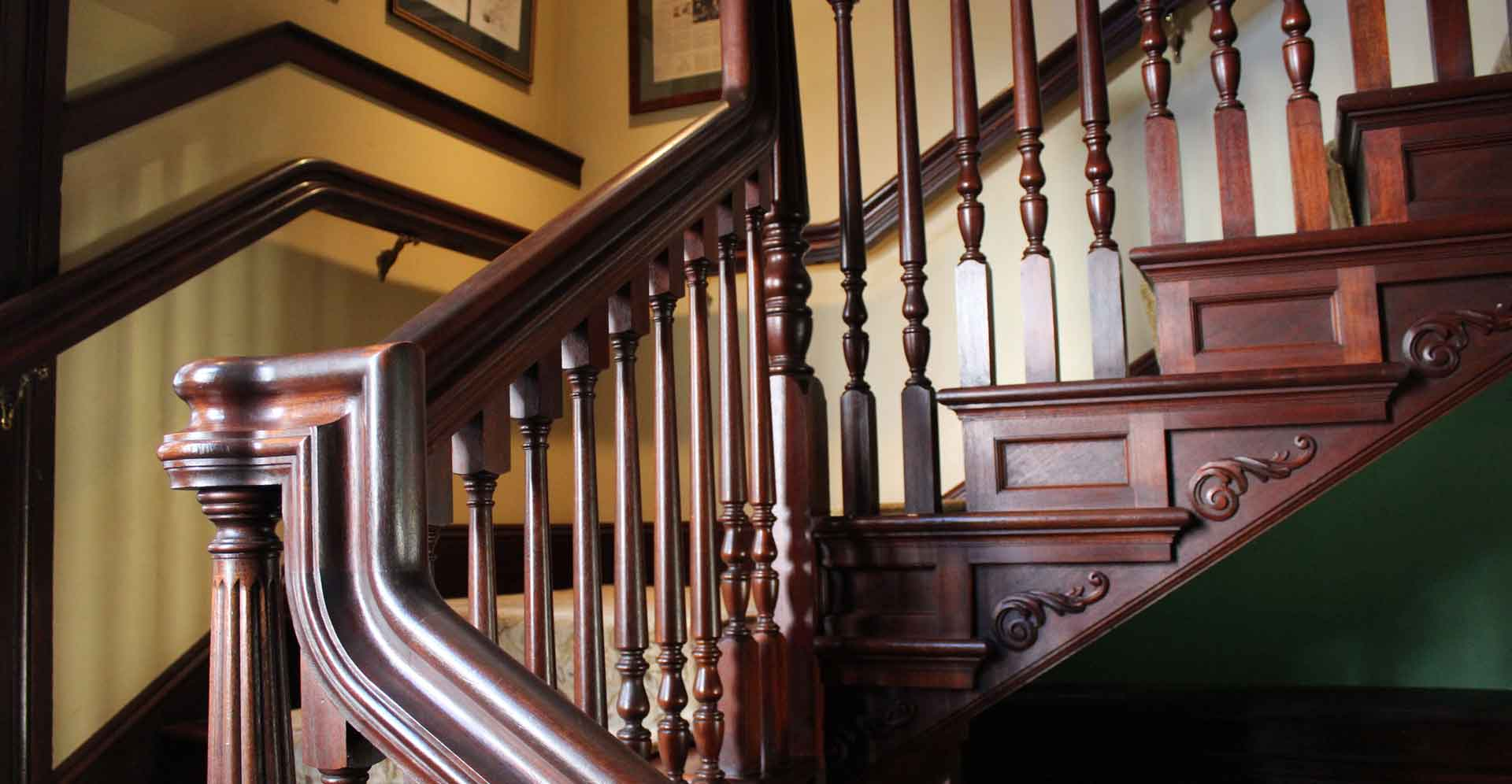 UNION LEAGUE CAFE - STAIRS