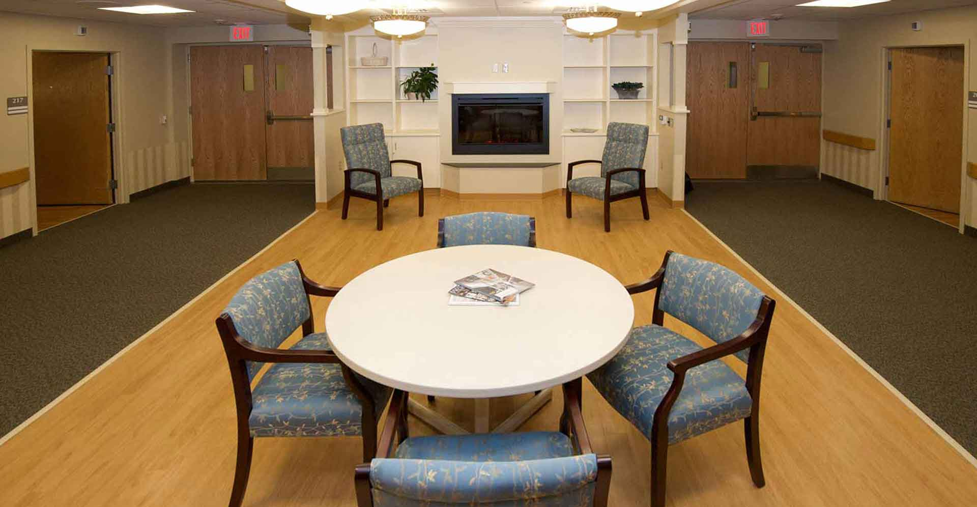 Mary Wade Skilled Nursing Facility