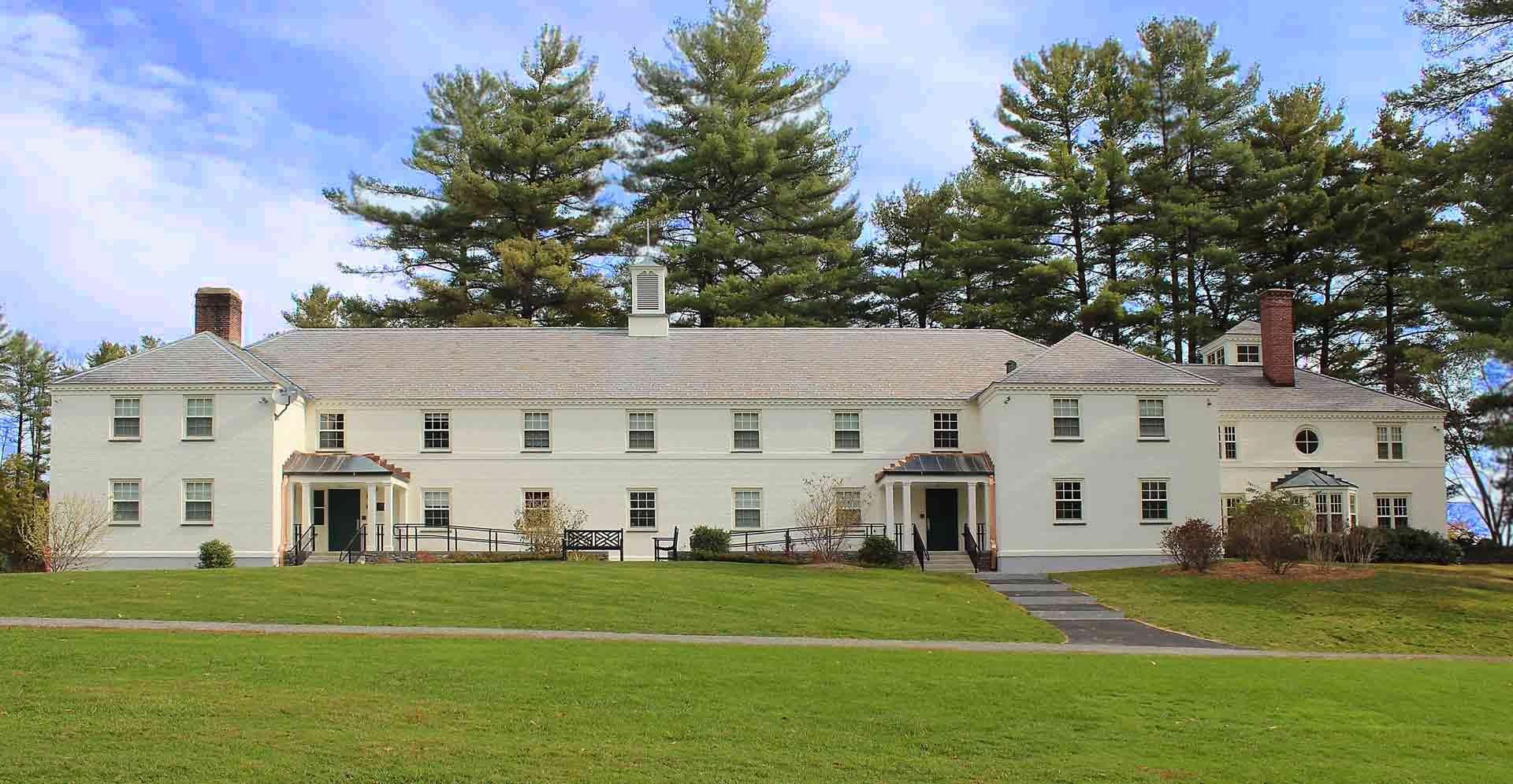 Buck Dorm - Berkshire School