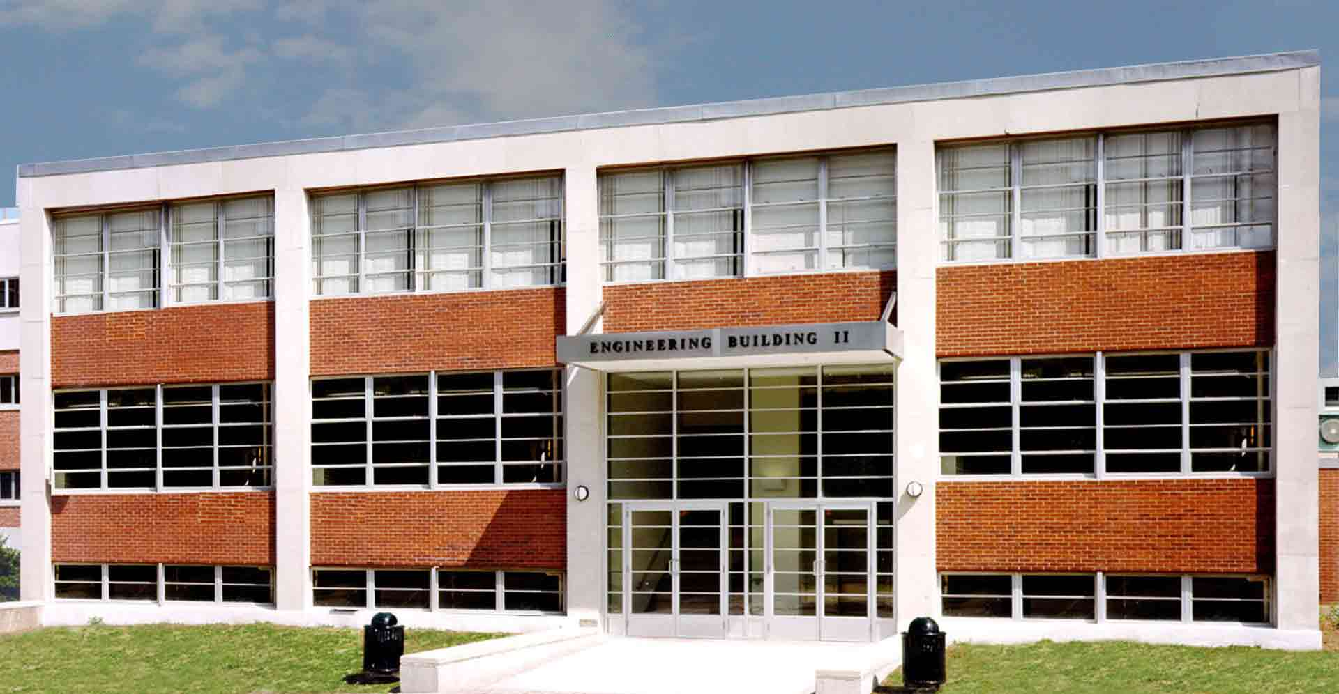 UConn Engineering Building II