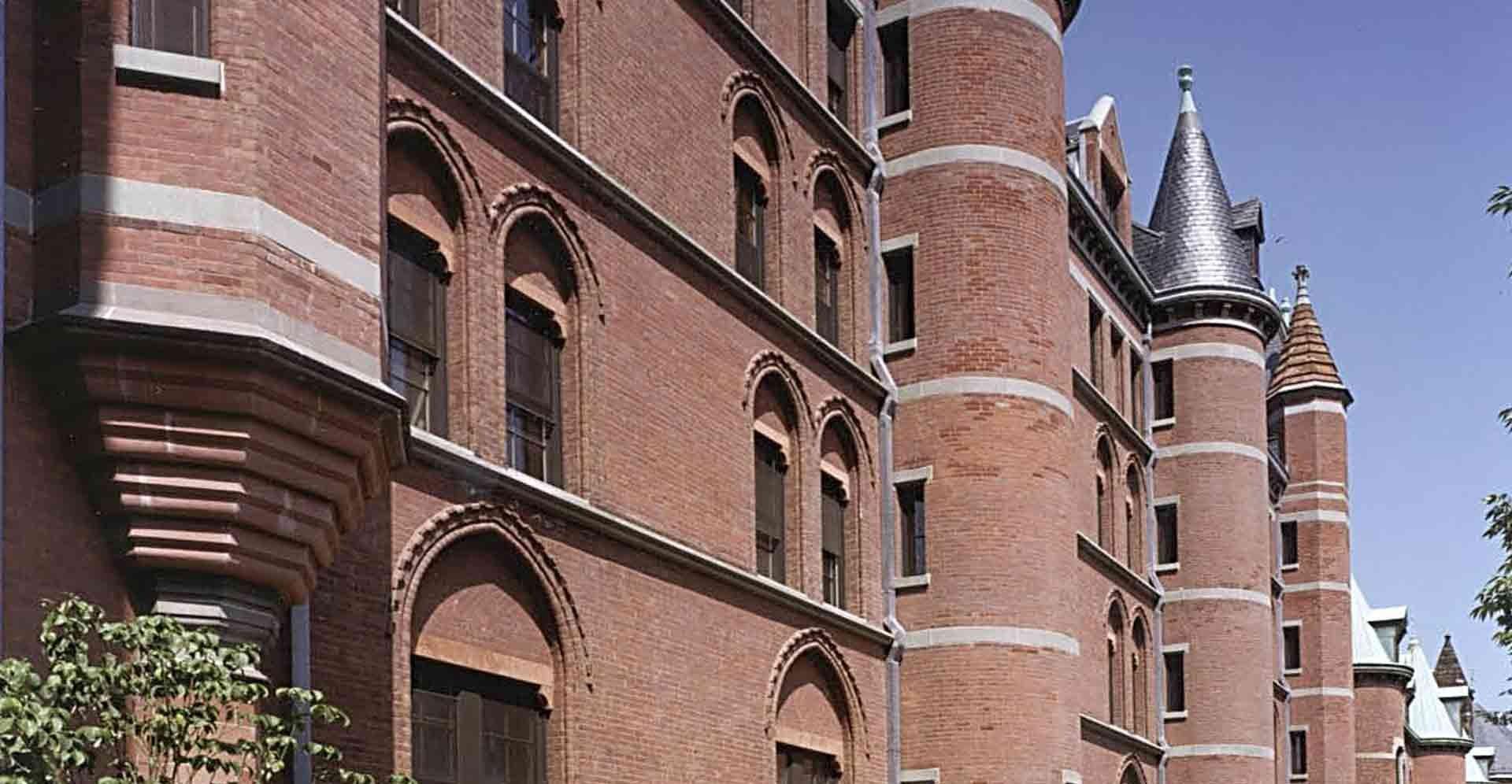 Yale University - Old Campus