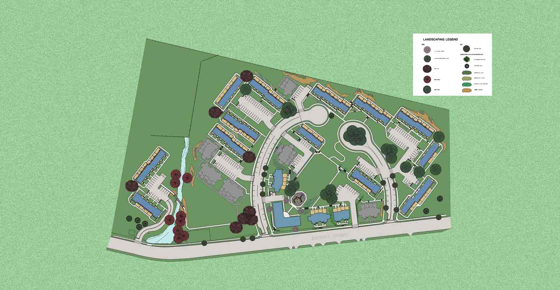 Eastview Terrace Master Plan