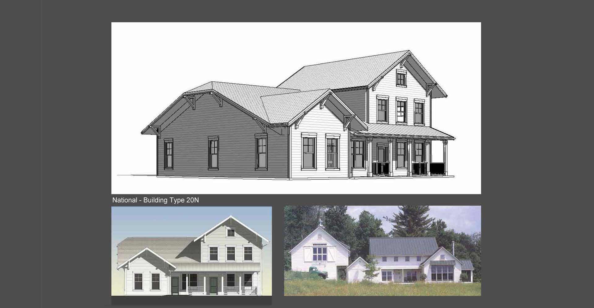 West Rock Development Master Plans