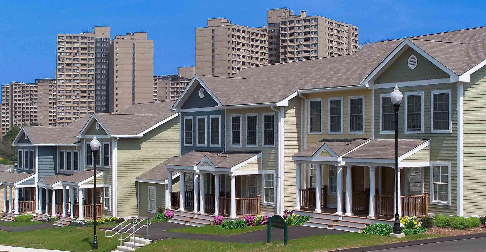 Eastview Terrace Development