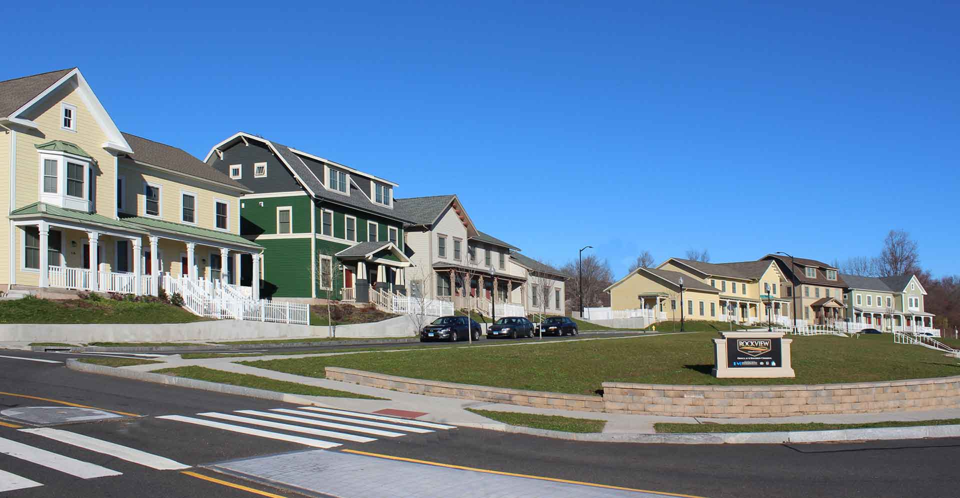 Brookside Housing Development