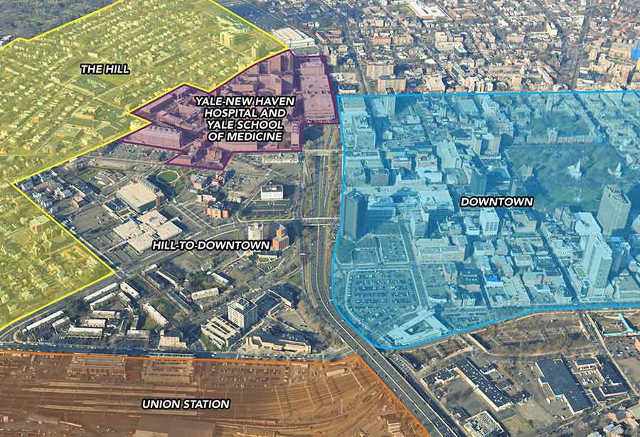 Goody Clancy Hill to Downtown Plan