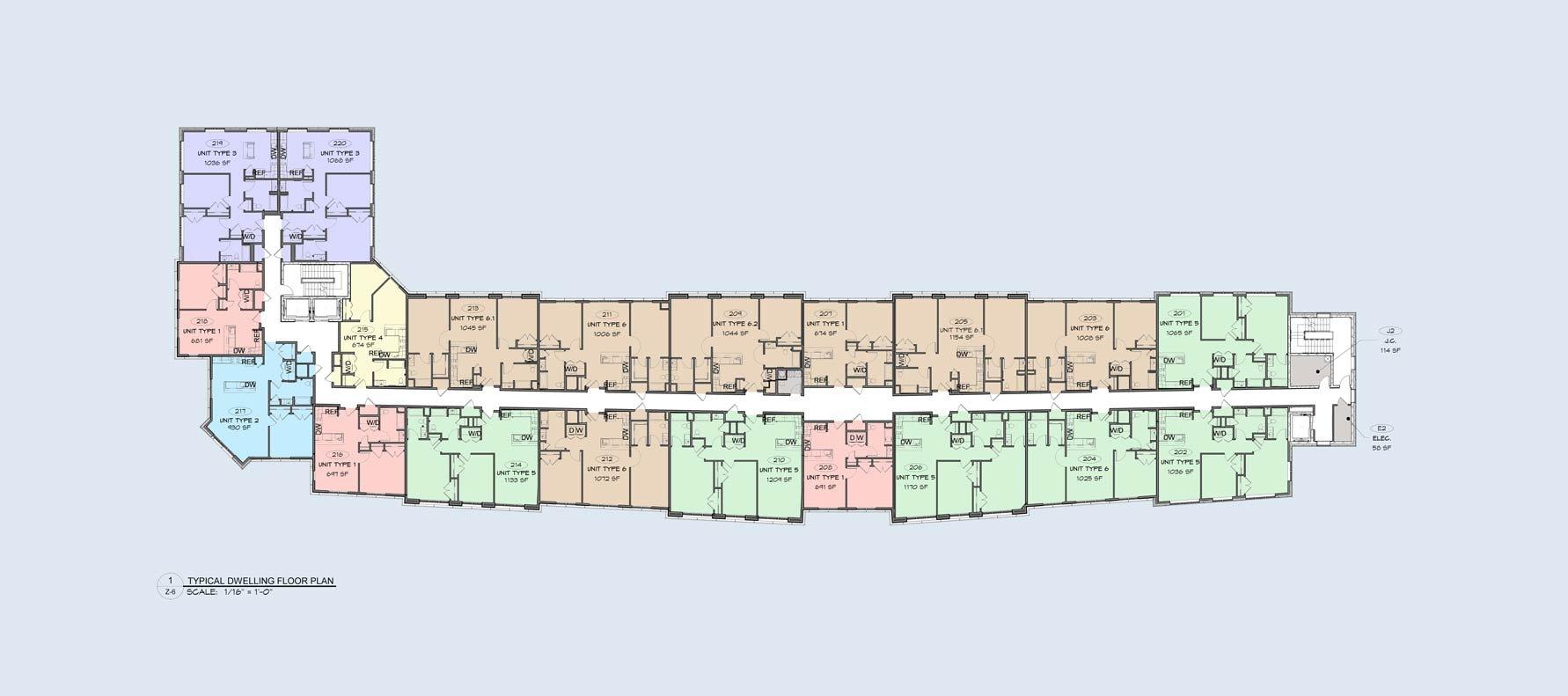 Park-215-Typical-Floor-plan-2