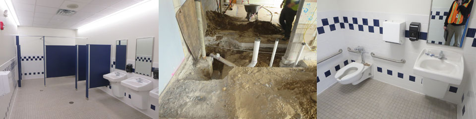 Holland-Hill-construction-toilet-room-wall-tile-underslab-piping