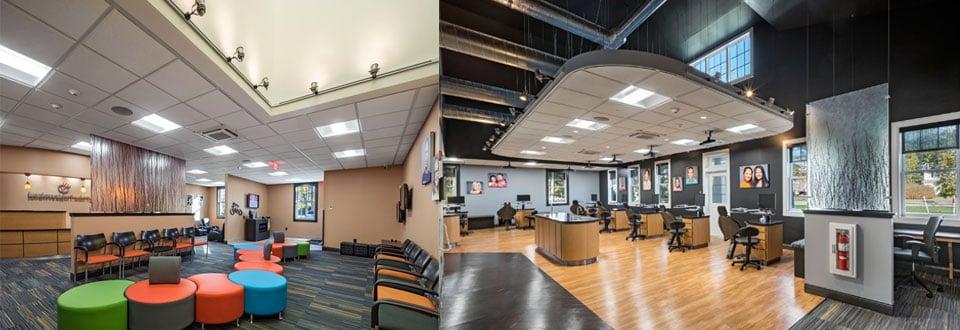 East Lyme Dental interior design