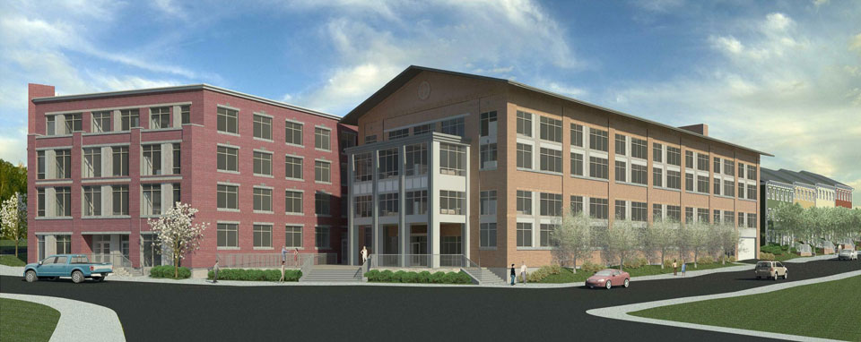 perkins-street-rendering-meriden-transit-oriented-development-district